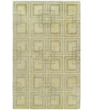 RugStudio presents HRI Palma TF-184SK Gold Hand-Tufted, Good Quality Area Rug