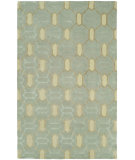 RugStudio presents HRI Palma TF-192SK Light Blue Hand-Tufted, Good Quality Area Rug
