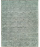RugStudio presents Hri Regal 6 Light Blue Hand-Knotted, Good Quality Area Rug