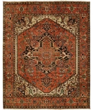 RugStudio presents HRI Serapi Heritage SH-14 Hand-Knotted, Best Quality Area Rug