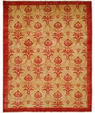 RugStudio presents HRI Serenity 115 Beige Hand-Knotted, Best Quality Area Rug