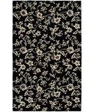 RugStudio presents HRI South Beach 7748C Black Ivory Hand-Tufted, Best Quality Area Rug