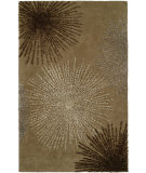 RugStudio presents HRI Sunrise Ss-05 Brown Hand-Tufted, Better Quality Area Rug