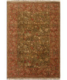 RugStudio presents Jaipur Rugs Uptown Raymond 5th Avenue Ut04 Cocoa Brown Hand-Knotted, Good Quality Area Rug