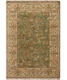RugStudio presents Jaipur Rugs Uptown Raymond 5th Avenue Ut05 Forest Green Hand-Knotted, Good Quality Area Rug