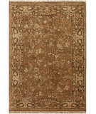 RugStudio presents Jaipur Rugs Uptown Raymond 5th Avenue Ut06 Indian Brown Hand-Knotted, Good Quality Area Rug