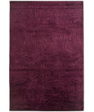RugStudio presents Rugstudio Sample Sale 69969R Dark Violet Machine Woven, Good Quality Area Rug