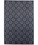 RugStudio presents Jaipur Rugs Fables FB13 Chenille Black Machine Woven, Good Quality Area Rug