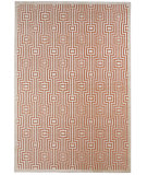 RugStudio presents Jaipur Rugs Fables FB16 Orange Machine Woven, Good Quality Area Rug