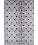 RugStudio presents Jaipur Rugs Fables FB14 White Machine Woven, Good Quality Area Rug