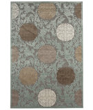 RugStudio presents Jaipur Rugs Fables FB21 Sage Green Machine Woven, Good Quality Area Rug