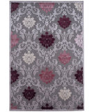RugStudio presents Jaipur Rugs Fables FB26 Gray Machine Woven, Good Quality Area Rug
