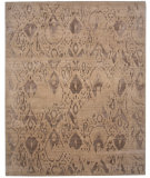 RugStudio presents Jaipur Rugs Connextion By Jenny Jones - Global CG02 Beige Hand-Knotted, Good Quality Area Rug