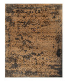 RugStudio presents Jaipur Rugs Connextion By Jenny Jones - Global CG05 Beige Hand-Knotted, Good Quality Area Rug