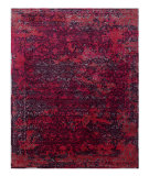 RugStudio presents Jaipur Rugs Connextion By Jenny Jones - Global CG06 Italian Plum Hand-Knotted, Good Quality Area Rug