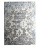 RugStudio presents Rugstudio Sample Sale 69958R Dark Taupe Hand-Knotted, Good Quality Area Rug