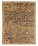 RugStudio presents Jaipur Rugs Connextion By Jenny Jones - Global CG01 Beige Hand-Knotted, Good Quality Area Rug