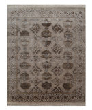 RugStudio presents Jaipur Rugs Connextion By Jenny Jones - Signature CS01 Linen Hand-Knotted, Good Quality Area Rug