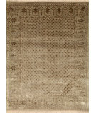 RugStudio presents Jaipur Rugs Connextion By Jenny Jones - Signature CS03 Fog Hand-Knotted, Good Quality Area Rug