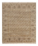 RugStudio presents Rugstudio Sample Sale 69966R Linen Hand-Knotted, Good Quality Area Rug