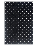 RugStudio presents Jaipur Rugs Maroc MR13 Ebony Flat-Woven Area Rug