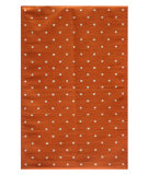 RugStudio presents Jaipur Rugs Maroc MR14 Orange Flat-Woven Area Rug