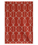 RugStudio presents Jaipur Rugs Maroc MR17 Poppy Flat-Woven Area Rug