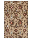 RugStudio presents Jaipur Rugs Urban Bungalow MR30 Tan Flat-Woven Area Rug