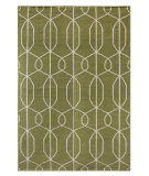 RugStudio presents Rugstudio Sample Sale 70024R Wasabi Flat-Woven Area Rug