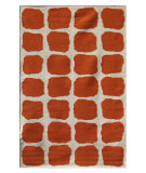 RugStudio presents Jaipur Rugs Maroc MR24 White Flat-Woven Area Rug