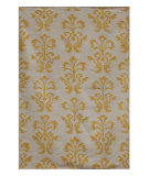RugStudio presents Jaipur Rugs Urban Bungalow MR11 White Flat-Woven Area Rug