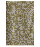RugStudio presents Jaipur Rugs Maroc MR22 Wild Lime Flat-Woven Area Rug