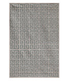 RugStudio presents Jaipur Rugs Urban Bungalow UB06 Light Turquoise Flat-Woven Area Rug