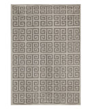 RugStudio presents Jaipur Rugs Urban Bungalow UB07 White Flat-Woven Area Rug