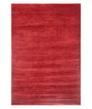 RugStudio presents Jaipur Rugs Basis BI06 Medium Red Woven Area Rug