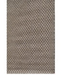 RugStudio presents Rugstudio Sample Sale 69996R Dark Brown Flat-Woven Area Rug