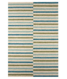 RugStudio presents Jaipur Rugs Coastal I-O CI15 Lime Green Hand-Hooked Area Rug