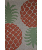 RugStudio presents Jaipur Rugs Coastal I-O CI17 Nickel Hand-Hooked Area Rug
