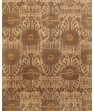 RugStudio presents Jaipur Rugs Connextion By Jenny Jones - Global CG12 Mink Hand-Knotted, Good Quality Area Rug