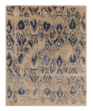 RugStudio presents Rugstudio Sample Sale 69962R Dark Ivory Hand-Knotted, Good Quality Area Rug