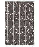 RugStudio presents Rugstudio Sample Sale 70040R Liquorice Flat-Woven Area Rug
