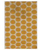 RugStudio presents Jaipur Rugs Maroc MR38 White Flat-Woven Area Rug