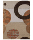 RugStudio presents Rugstudio Sample Sale 70051R Antique White Hand-Tufted, Better Quality Area Rug