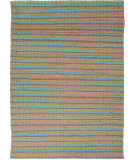 RugStudio presents Jaipur Rugs Andes Cornwall Ad04 Miami Blue Woven Area Rug