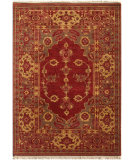 RugStudio presents Jaipur Rugs Uptown Raymond Amsterdam Ut01 Classic Burgundy Hand-Knotted, Good Quality Area Rug