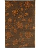 RugStudio presents Rugstudio Famous Maker 39507 Brown Hand-Knotted, Good Quality Area Rug