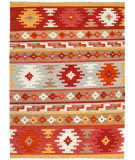 RugStudio presents Jaipur Rugs Anatolia Constantinople At05 Oatmeal Flat-Woven Area Rug