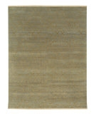 RugStudio presents Rugstudio Sample Sale 53444R Apple Green Hand-Knotted, Good Quality Area Rug