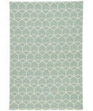 RugStudio presents Jaipur Rugs Barcelona I-O Estrellas Ba67 Blue/White Hand-Hooked Area Rug
