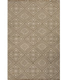 RugStudio presents Jaipur Rugs Batik Miao Bat02 Metal Gray/Floral White Flat-Woven Area Rug